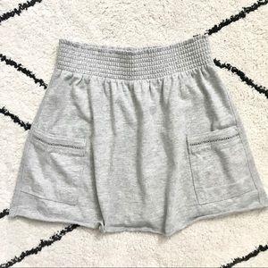 Grey jersey skirt | 7